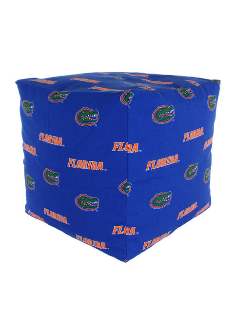 College Covers NCAA Florida Gators Cubed Bean Bag