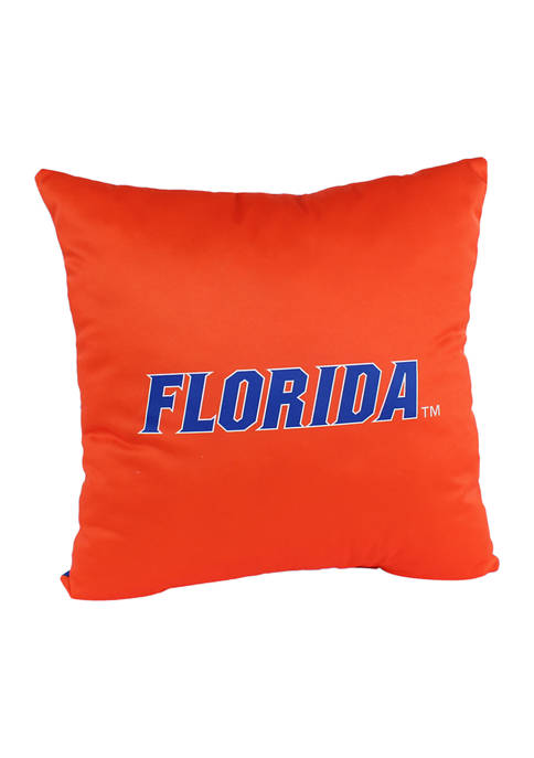 College Covers NCAA Florida Gators Decorative Pillow