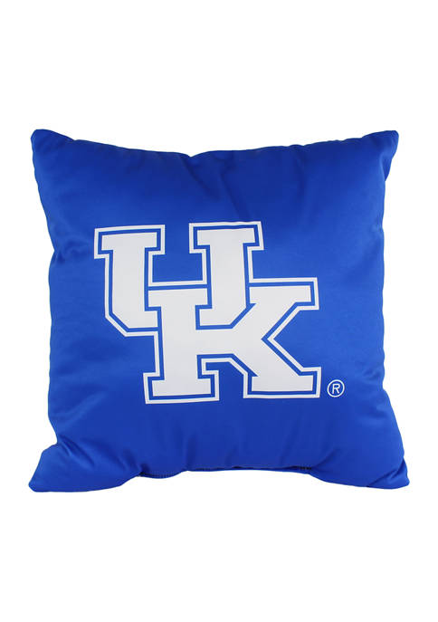 College Covers NCAA Kentucky Wildcats Decorative Pillow