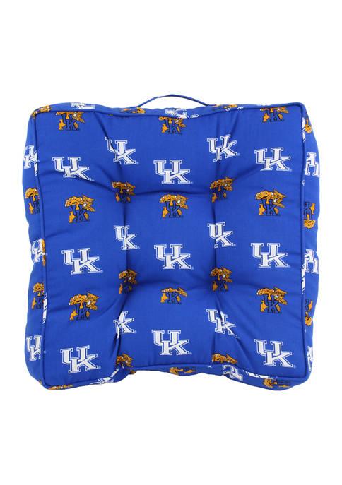 College Covers NCAA Kentucky Wildcats Floor Pillow