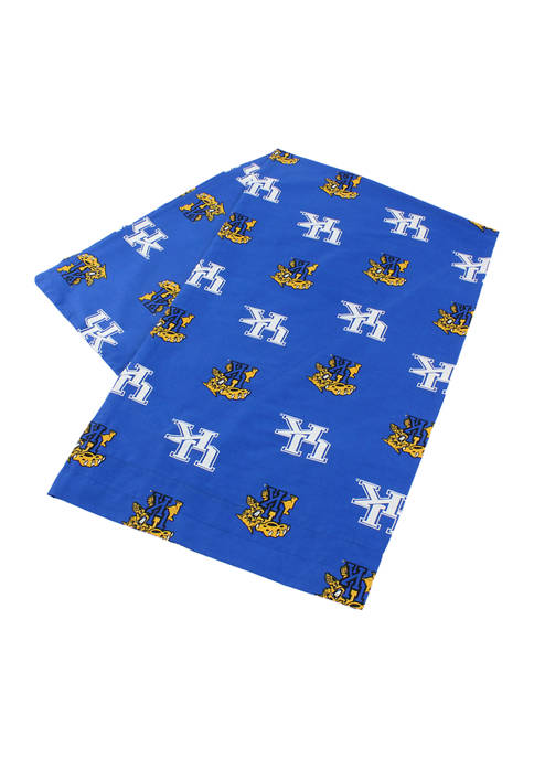 College Covers NCAA Kentucky Wildcats Body Pillowcase