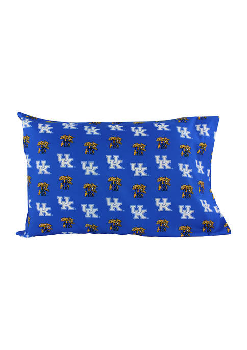 College Covers NCAA Kentucky Wildcats King Pillowcase