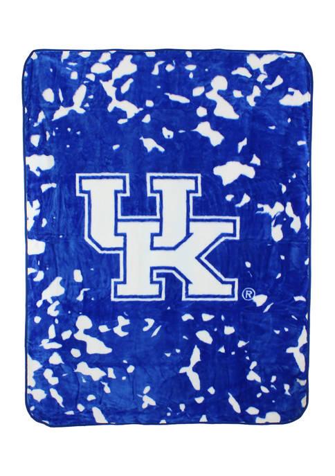 College Covers NCAA Kentucky Wildcats Huge Raschel Throw