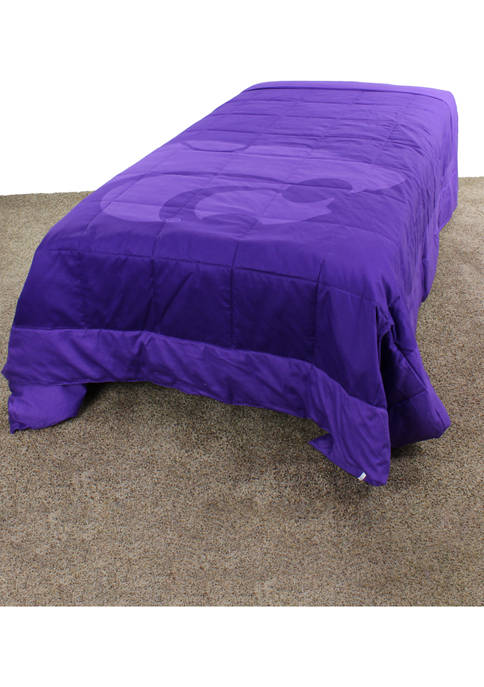 College Covers NCAA Kansas State Wildcats Light Comforter