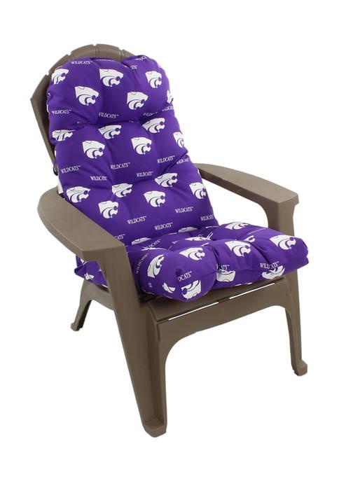 College Covers NCAA Kansas State Wildcats Adirondack Chair