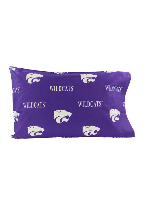 College Covers NCAA Kansas State Wildcats King Pillowcase