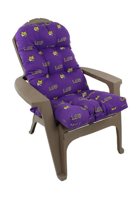 NCAA LSU Tigers Adirondack Chair Cushion