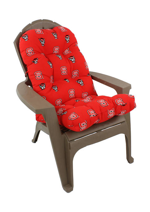 College Covers NCAA NC State Wolfpack Adirondack Chair