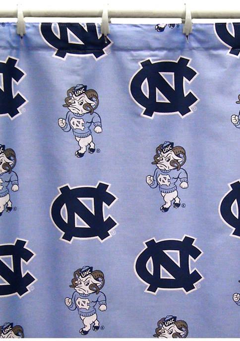 College Covers NCAA North Carolina Tar Heels Printed