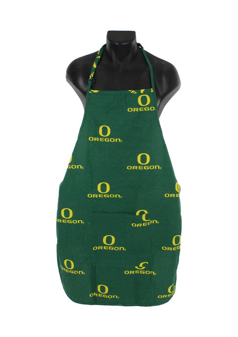College Covers NCAA Oregon Ducks Tailgating Grilling Apron