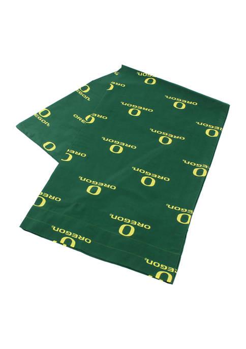 NCAA Oregon Ducks Body Pillowcase