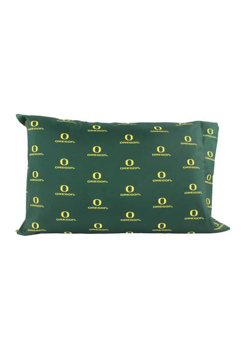 College Covers NCAA Oregon Ducks King Pillowcase