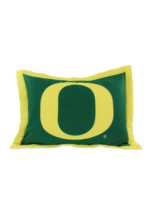 College Covers NCAA Oregon Ducks Printed Pillow Sham