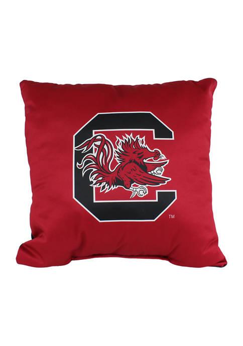 College Covers NCAA South Carolina Gamecocks Decorative Pillow