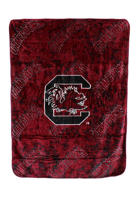 College Covers NCAA South Carolina Gamecocks Huge Raschel