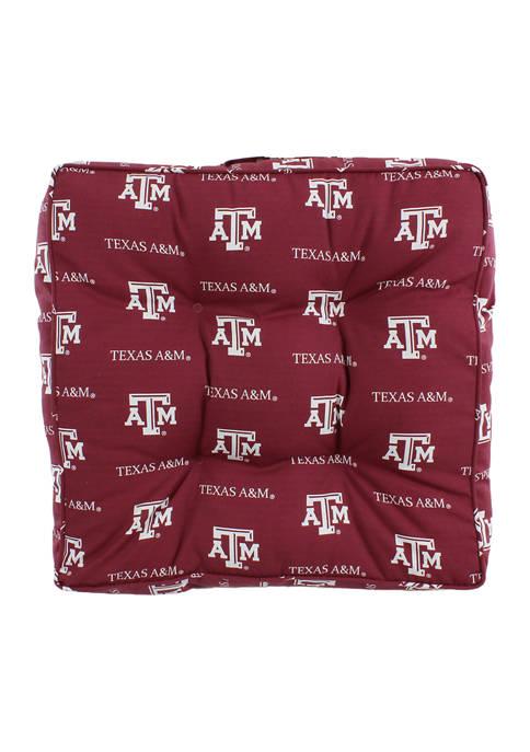 College Covers NCAA Texas A&M Aggies Floor Pillow