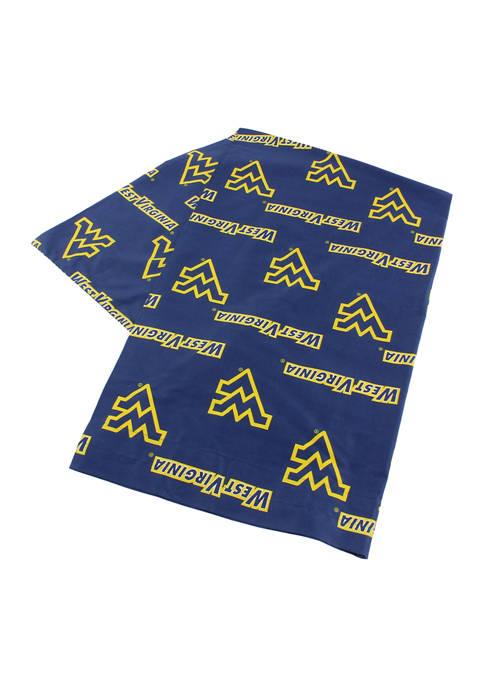 NCAA West Virginia Mountaineers Body Pillowcase