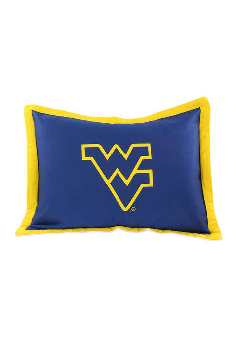 College Covers NCAA West Virginia Mountaineers Printed Pillow