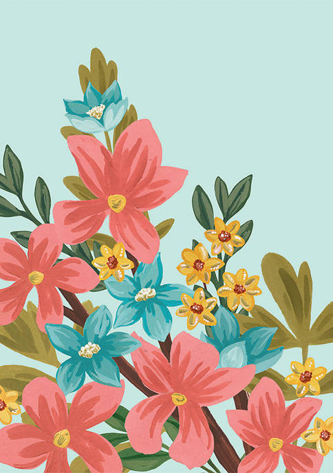 Lang Bloom Artisan Monthly Planner