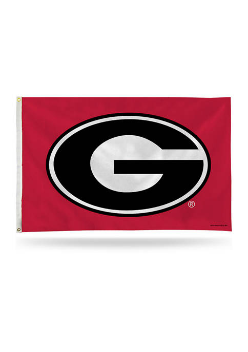NCAA Georgia Bulldogs Banner Flag