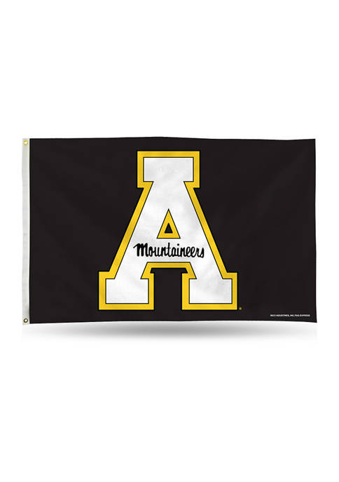 NCAA Appalachian State Mountaineers Banner Flag
