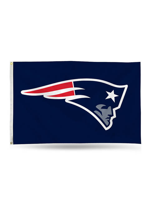 RICO NFL New England Patriots Banner Flag