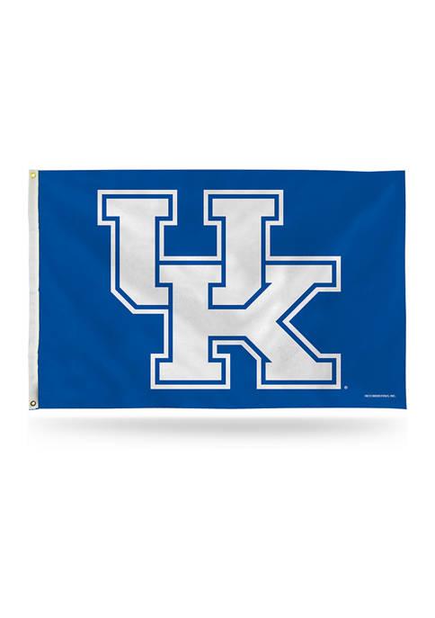 RICO NCAA Kentucky Wildcats Block Banner Flag