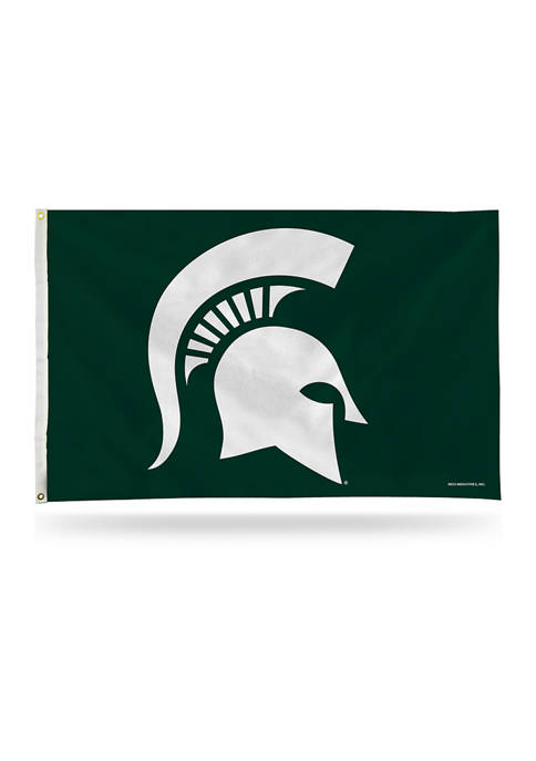 NCAA Michigan State Spartans Banner Flag