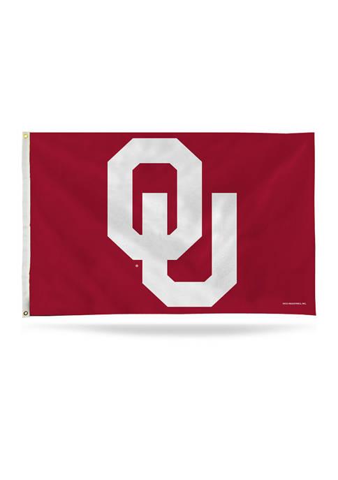 NCAA Oklahoma Sooners Banner Flag