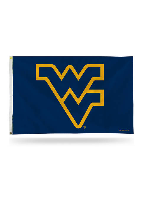 RICO NCAA West Virginia Mountaineers Banner Flag