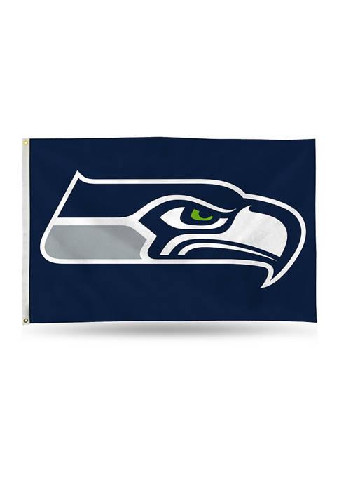 NFL Seattle Seahawks Banner Flag
