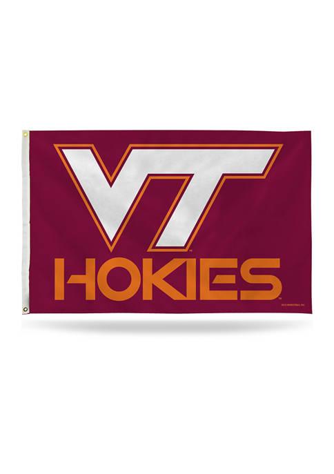 NCAA Virginia Tech Hokies Banner Flag