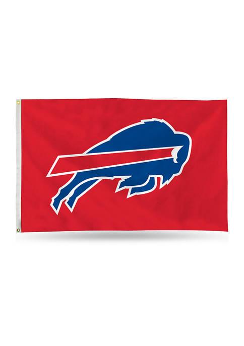 RICO NFL Buffalo Bills Banner Flag