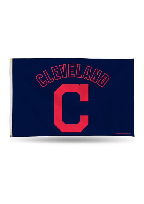 MLB Cleveland Indians Banner Flag