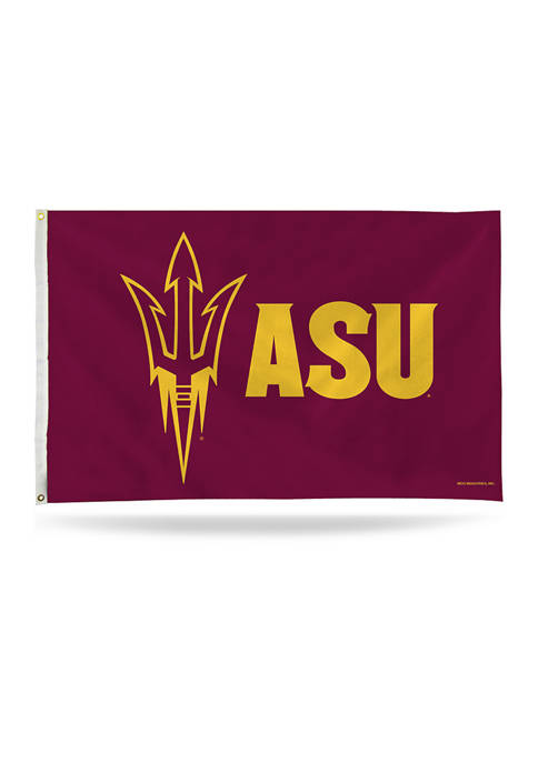 RICO NCAA Arizona State Sun Devils Banner Flag