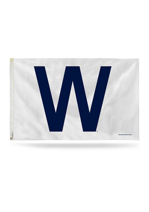 """W"" Banner Flag"