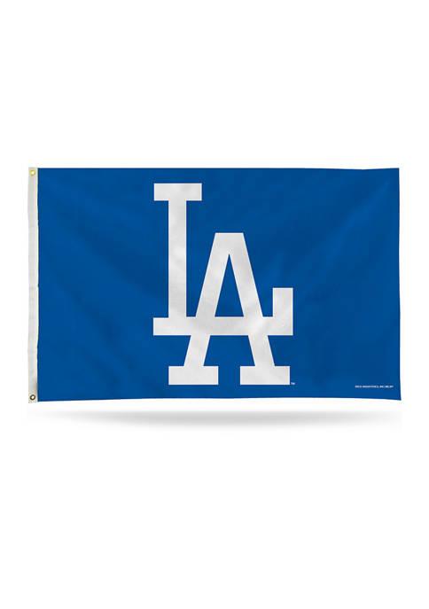 RICO MLB Los Angeles Dodgers Banner Flag