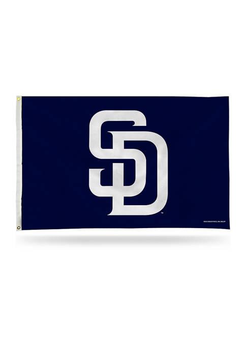 RICO MLB San Diego Padres Banner Flag