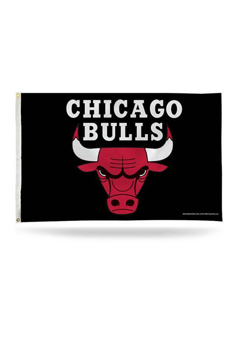 NBA Chicago Bulls Banner Flag