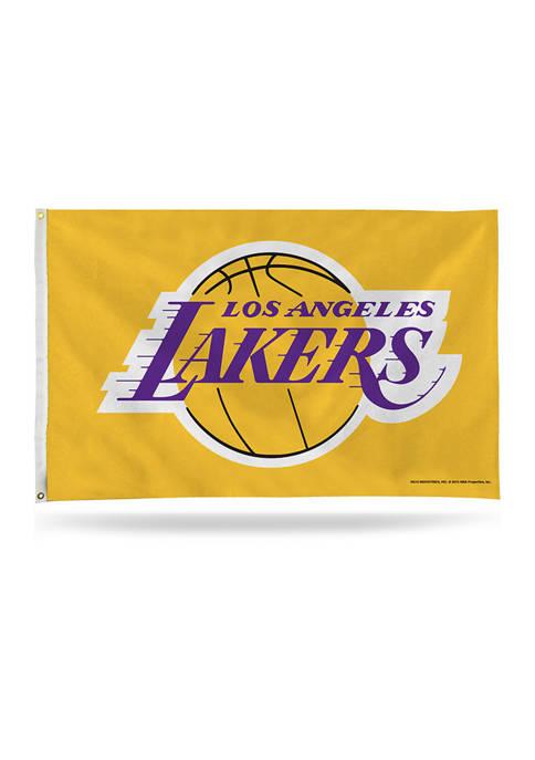 NBA Los Angeles Lakers Banner Flag