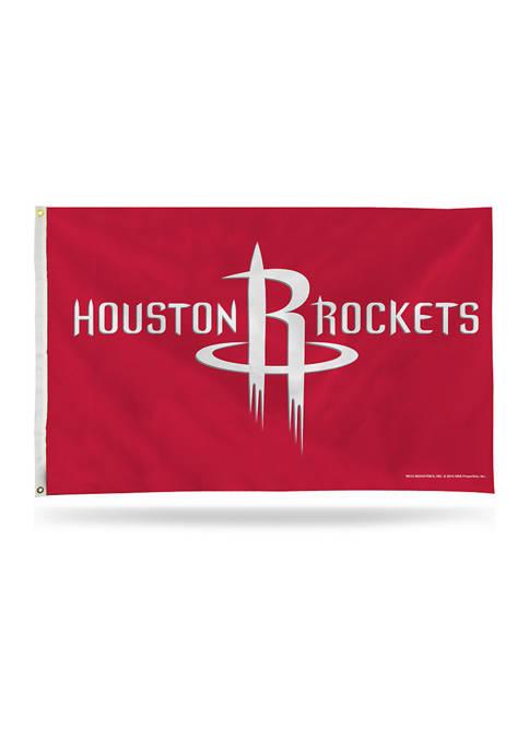NBA Houston Rockets Banner Flag