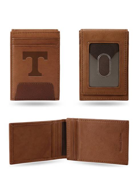NCAA Tennessee Volunteers Premium Leather Wallet