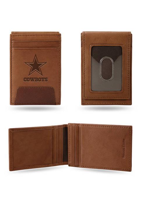 NFL Dallas Cowboys Premium Leather Wallet