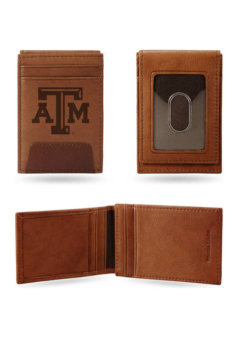 RICO NCAA Texas A&M Aggies Premium Leather Wallet