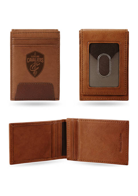 RICO NBA Cleveland Cavaliers Premium Leather Wallet