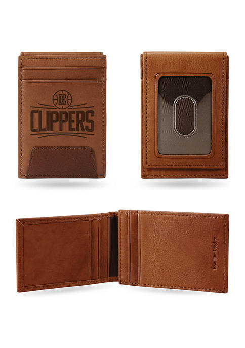 RICO NBA Los Angeles Clippers Premium Leather Wallet