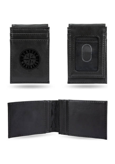 RICO MLB Seattle Mariners Laser Engraved Wallet