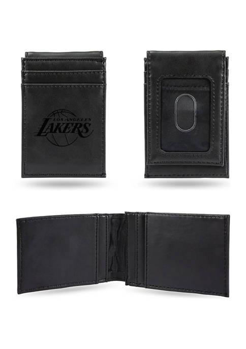 RICO NBA Los Angeles Lakers Laser Engraved Wallet