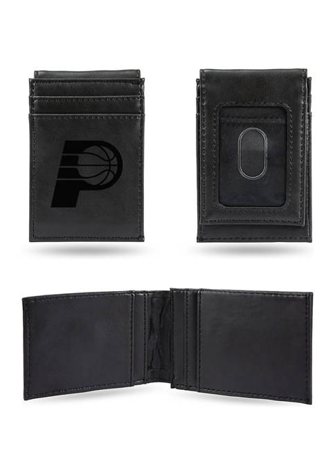 NBA Indiana Pacers Laser Engraved Wallet