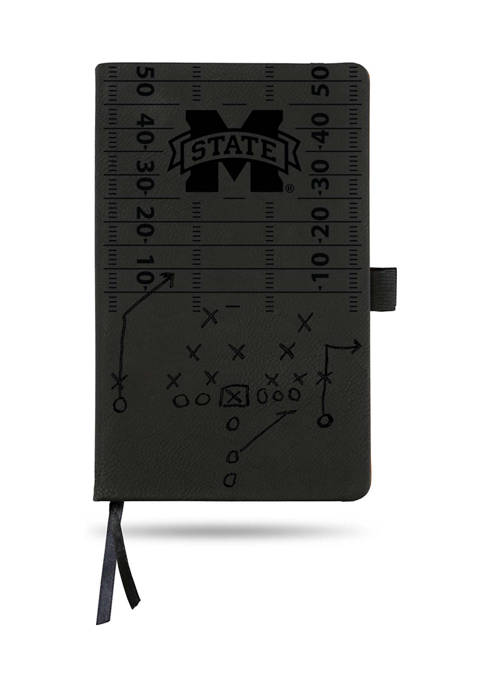 RICO NCAA Mississippi State Bulldogs Laser Engraved Notepad